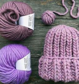 Как выбрать пряжу для шапки и не ошибиться: полезные советы